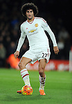 Marouane Fellaini of Manchester United<br /> - Barclays Premier League - Bournemouth vs Manchester United - Vitality Stadium - Bournemouth - England - 12th December 2015 - Pic Robin Parker/Sportimage