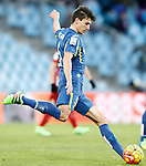 Getafe's Santiago Vergini during La Liga match. February 14,2016. (ALTERPHOTOS/Acero)