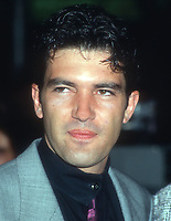 Antonio Banderas<br /> 1990s<br /> Photo By Michael Ferguson/CelebrityArchaeology.com