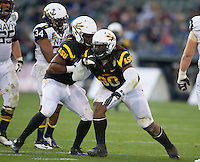 San Francisco, Ca - Saturday, December 29, 2012: Arizona State 62-28 over Navy in the Kraft Fight Hunger Bowl at AT&T Park.