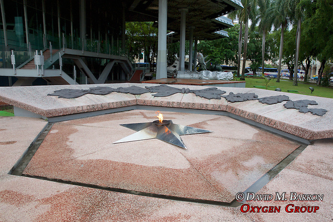 Eternal Flame, Granma Memorial