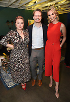 LOS ANGELES, CA - FEBRUARY 6:  Amanda Fuller, Christoph Sanders and Molly McCook attend the FOX Winter TCA 2019 All Star Party at The Fig House on February 6, 2019 in Los Angeles, California. (Photo by Scott Kirkland/Fox/PictureGroup)