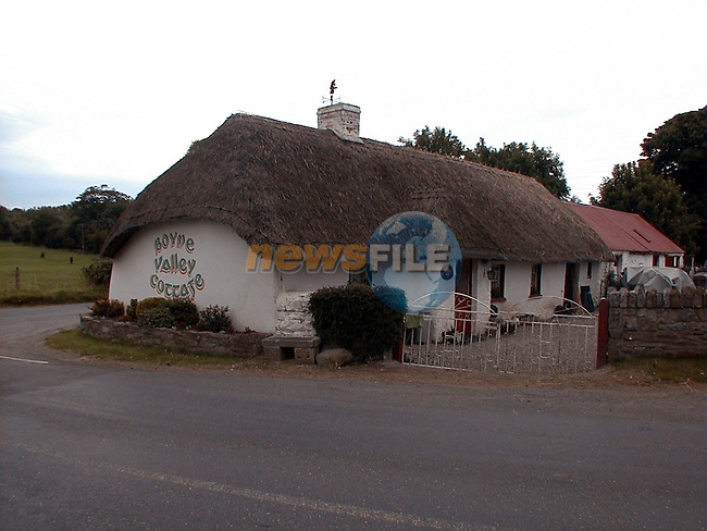 Franks Country Cottage in Donore Co Meath.Pic for Pat Flanagan story .Pic Fran Caffrey / Newsfile