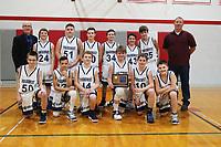 7th Grade Boys Basketball 1/14/19
