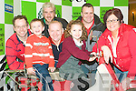 Fun Run: Launching the Honda 50 Fun Run this week were the Athea Road Race club who will benefit from the novelty fundraiser to be held in Athea on Sunday, February 22nd. Pictured are Eamon Roche, Shane Scanlon, John Scanlon, Timmy Kelly, Shauna Scanlon, Pay Hayes and Joanne Kelly Walsh.