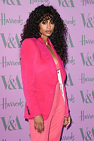 Ciara arriving for the Victoria and Albert Museum Summer Party 2018, London, UK. <br /> 20 June  2018<br /> Picture: Steve Vas/Featureflash/SilverHub 0208 004 5359 sales@silverhubmedia.com