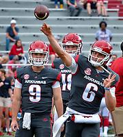 Arkansas Razorbacks Spring Game 2019