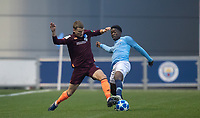 Manchester City U19 v TSG 1899 Hoffenheim U19 - UEFA Youth League - 12.12.2018