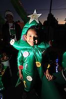 Desfile Navideño y Arbol  2013