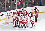 2010-11 NCAA Women's Hockey: Minn Duluth at Wisconsin