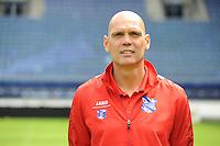 VOETBAL: HEERENVEEN: 07-07-2016, Fotopersdag SC Heerenveen, Jurgen Streppel (trainer/coach), ©foto Martin de Jong