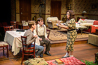 Lost in Yonkers presented by The New Jewish Theater in St. Louis, MO on Oct 2, 2012.