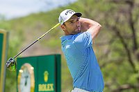 Oliver Wilson (ENG) during the first round at the Nedbank Golf Challenge hosted by Gary Player,  Gary Player country Club, Sun City, Rustenburg, South Africa. 14/11/2019 <br /> Picture: Golffile | Tyrone Winfield<br /> <br /> <br /> All photo usage must carry mandatory copyright credit (© Golffile | Tyrone Winfield)