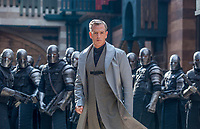 Robin Hood (2018)<br /> Ben Mendelsohn stars as 'The Sheriff'<br /> *Filmstill - Editorial Use Only*<br /> CAP/KFS<br /> Image supplied by Capital Pictures