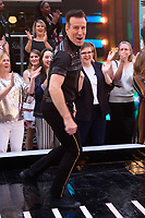 "Anton du Beke<br /> at the launch of ""Strictly Come Dancing"" 2018, BBC Broadcasting House, London<br /> <br /> ©Ash Knotek  D3426  27/08/2018"