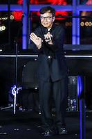 NEW YORK, NY, 12.12.2016 - ONU-UNICEF -  O ator Jackie Chan  durante evento de 70º aniversário da UNICEF (Fundo das Nações Unidas para a Infância) na sede da Nações Unidas em New York os Estados Unidos nesta segunda-feira, 12 (Foto: Vanessa Carvalho/Brazil Photo Press)