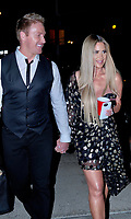 www.acepixs.com<br /> <br /> May 7 2017, New York City<br /> <br /> TV personalities Kim Zolciak and Kroy Biermann made an appearance at 'Watch What Happens Live' on May 7 2017 in New York City<br /> <br /> By Line: Curtis Means/ACE Pictures<br /> <br /> <br /> ACE Pictures Inc<br /> Tel: 6467670430<br /> Email: info@acepixs.com<br /> www.acepixs.com