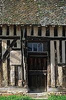 Europe/France/Centre/Sologne/45/Loiret/La Ferté St-Aubin: détail habitat