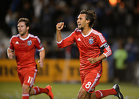 San Jose Earthquakes vs FC Dallas, Saturday, May 10, 2014