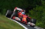 Fernando Alonso (ESP),  Scuderia Ferrari<br />  Foto © nph / Mathis