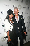 June Ambrose and Jay Manuel Attend the Destination IMAN Website Launch Party at The Electric Room at The Dream Downtown, NY  9/7/12