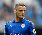 Andy King of Leicester City during the English Premier League match at the Etihad Stadium, Manchester. Picture date: May 13th 2017. Pic credit should read: Simon Bellis/Sportimage