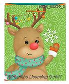 Dreams, CHRISTMAS ANIMALS, WEIHNACHTEN TIERE, NAVIDAD ANIMALES, paintings+++++,MEDAGBX50/2,#XA#