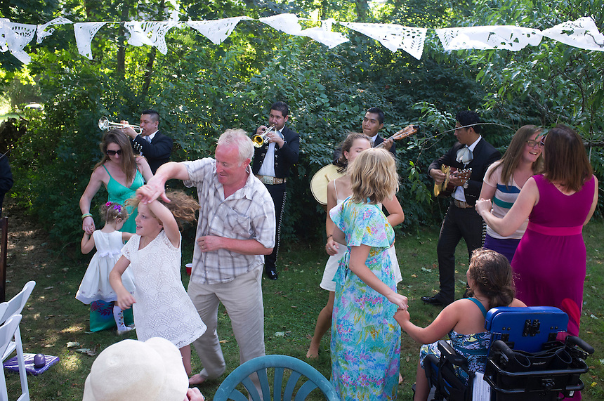 Matthew and Octavia´s wedding. The Barn. Bridgehampton, New York 2012