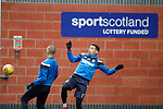 James Tavernier and Kenny Miller