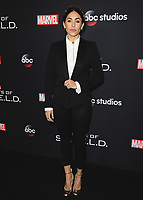 "HOLLYWOOD - FEBRUARY 24:  Natalia Cordova-Buckley at 100th Episode Celebration of ABC's ""Marvel's Agents of S.H.I.E.L.D.""  at OHM Nightclub on February 24, 2018 in Hollywood, California.(Photo by Scott Kirkland/PictureGroup)"