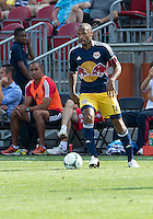 20 July 2013: New York Red Bulls forward Thierry Henry #14 in action during an MLS regular season game between the New York Red Bulls and Toronto FC at BMO Field in Toronto, Ontario Canada.<br /> The game ended in a 0-0 draw.