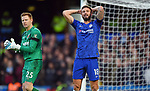 Olivier Giroud of Chelsea during the Premier League match at Stamford Bridge, London. Picture date: 30th November 2019. Picture credit should read: Robin Parker/Sportimage