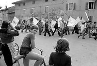 - Prima Festa Nazionale dell'Amicizia della DC (Democrazia Cristiana) a Palmanova (Udine, Settembre 1977)<br /> <br /> - First National Festival of Friendship of the DC (Christian Democrats) in Palmanova (Udine, September 1977)