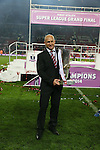 St Helens coach Nathan Brown- First Utility Super League Grand Final - St Helens v Wigan Warriors - Old Trafford Stadium - Manchester - England - 11th October 2014 - Pic Paul Currie/Sportimage