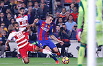 29.10.2016 Barcelona. la Liga day 10. Picture show Dignei in action during game between FC Barcelona against Granada CF at camp nou