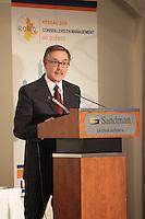 Montreal (QC) CANADA -  2ieme colloque du RCMQ le 10 mai 2012 - Jean Picard , President du RCMQ