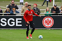Danny Blum (Eintracht Frankfurt) - 10.10.2017: Eintracht Frankfurt Training, Commerzbank Arena