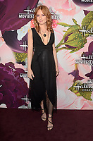 LOS ANGELES - JAN 13:  Alicia Witt at the Hallmark Channel and Hallmark Movies and Mysteries Winter 2018 TCA Event at the Tournament House on January 13, 2018 in Pasadena, CA