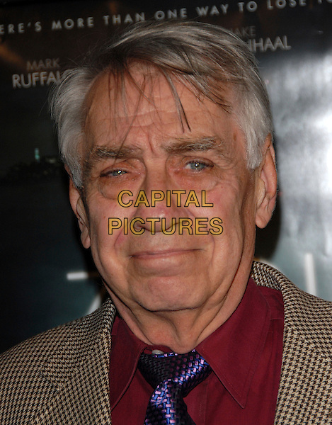 "PHILIP BAKER HALL.The Paramount Pictures L.A Premiere of ""Zodiac"" held at Paramount Studios in Hollywood, California, USA..March 1st, 2007.headshot portrait Phillip.CAP/DVS.©Debbie VanStory/Capital Pictures"