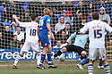 Chris Day of Stevenage is beaten by Lucas Akins of Tranmere's shot (out of picture) for their third goal. - Tranmere Rovers v Stevenage - npower League 1 - Prenton Park, Tranmere - 6th April, 2012 . © Kevin Coleman 2012