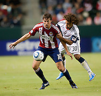 Club Deportivo Chivas USA vs New England Revolution September 10 2010
