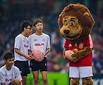27April2013 - Lions Mascot