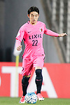 Defender Nishi Daigo during the AFC Champions League 2017 Group E match between Ulsan Hyundai FC (KOR) vs Kashima Antlers (JPN) at the Ulsan Munsu Football Stadium on 26 April 2017, in Ulsan, South Korea. Photo by Yu Chun Christopher Wong / Power Sport Images