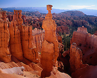 Thor's Hammer formation in Bryce Canyon National Park, Utah.