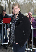 Kian Egan arriving for the TRIC Awards 2014, at Grosvenor House Hotel, London. 11/03/2014 Picture by: Alexandra Glen / Featureflash