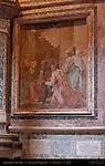 Adoration of the Magi Francesco Cozza 1661 Pantheon Campus Martius Rome