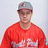 Chris Stefl of Floral Park poses for a portrait during Newsday's varsity baseball season preview photo shoot at company headquarters on Saturday, March 18, 2017.