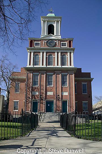 Old West Church,  Boston, MA (Asher Benjamin)