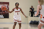 Saginaw beats Chisholm Trail 47-33 in 7-5A high school girls basketball on Tuesday, January 8, 2019. (Photo by Khampha Bouaphanh)