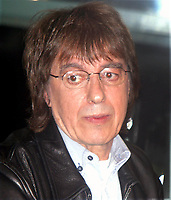 "VETERAN ROCKER BILL WYMAN BOOK SIGNING OF HIS NEW BOOK ""ROLLING WITH THE STONES"" IN BARNES AND NOBLE AT UNION SQUARE IN NEW YORK CITY<br />